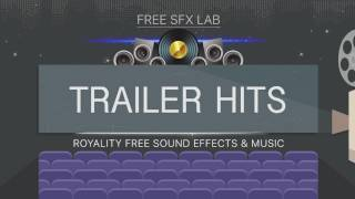 Trailer Hits sound effects
