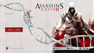 LIVE NOW: Assassin's Creed 2 Ezio Collection (http://twitch.tv/centerstrain01)