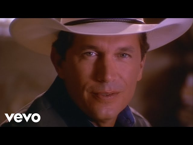 video oficial del tema check yes or no de george strait