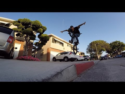 BMX STREET . One Day in Compton