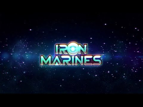 Official Iron Marines (by Ironhide) Launch Trailer (iOS/Android)