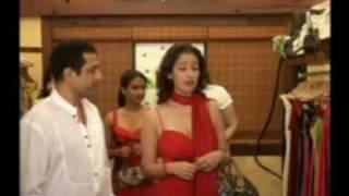 Sushmita & Fardeen at Shaahid Aamir's Special Edition Collec
