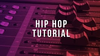 How To Make A Hip Hop Beat (FL Studio Tutorial) width=