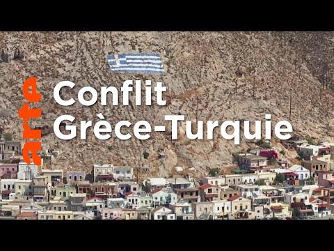 Méditerranée orientale : l'épreuve de force | ARTE Reportage