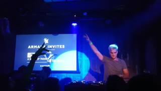 Chris Schweizer playing Oceanlab - On a Good Day @ Armada Invites Armada HQ Amsterdam
