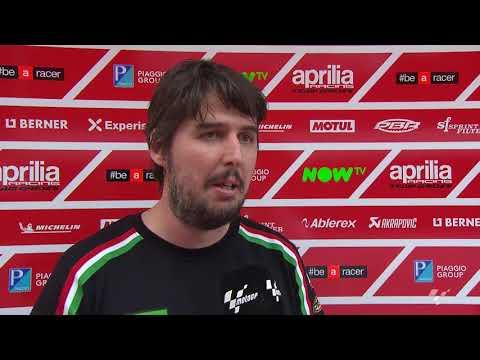 Aprilia Racing Team Gresini previews Catalan GP