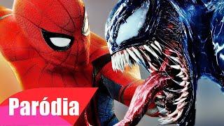 Homem Aranha Vs Venom (Paródia/Redublagem)
