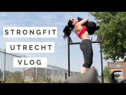 StrongFit Utrecht VLOG