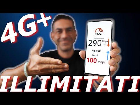 INCREDIBILE SIM LTE 4G+ GIGA ILLIMITATI  …