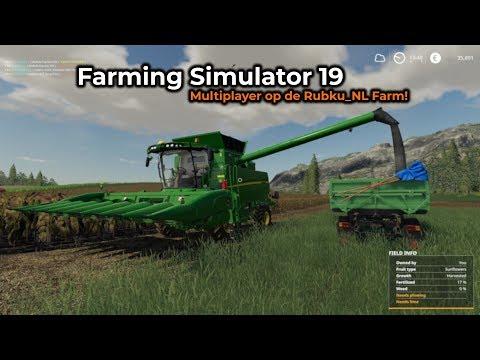 Farming Simulator 19 (Opname 26/02/2019)
