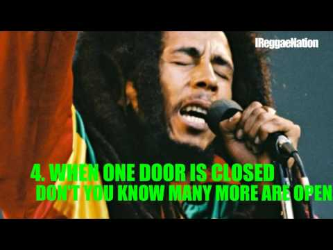 7 Bob Marley Quotes To Lift Your Spirit