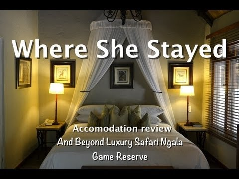 And Beyond Safari Ngala Game Reserve room Review