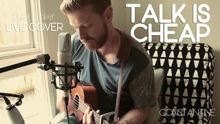 Talk is Cheap (live) -  Chet Faker (Nick Murphy) cover