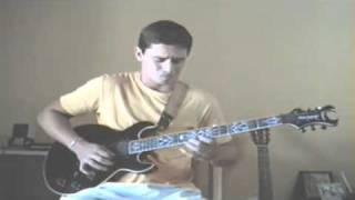 Daniel Magalhães - Improviso Bm