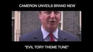 David Camerons Theme Tune METAL COVER (Evil Tory Theme Tune)
