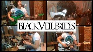 Fallen Angels - Black Veil Brides (Instrumental Cover)