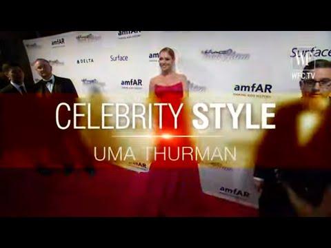 Uma Thurman | Celebrity style