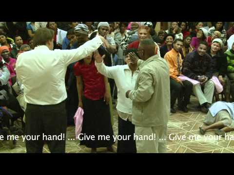 Blind eye restored! REVIVAL! ministries South Africa & international