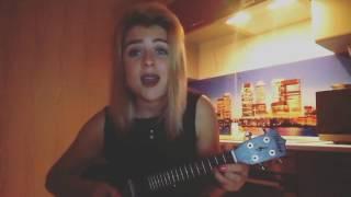 Ed Sheeran - I see fire (ukulele cover)