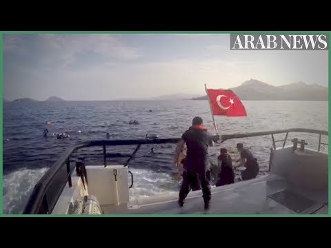 Turkey: 8 dead, 31 rescued after migrant boat sinks