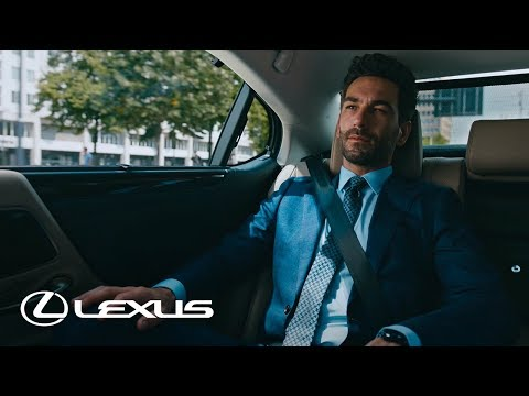 Lexus ES 300h | Produktfilm