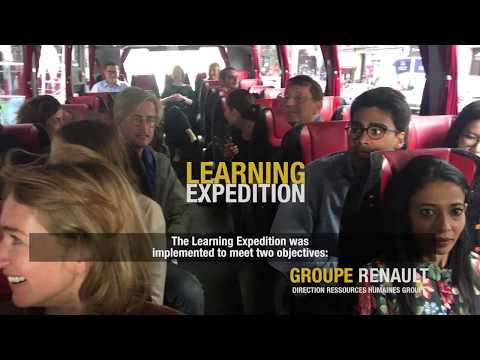 Move our world forward: Learning Expedition | Groupe Renault