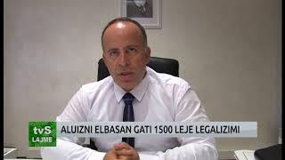 ALUIZNI ELBASAN GATI 1500 LEJE LEGALIZIMI