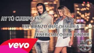Maluma Ft Arcangel - Tu Cariño (Letra) 2015