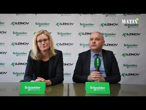 Video : «Le Maroc est pays majeur pour Schneider Electric en Afrique»