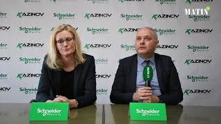«Le Maroc est pays majeur pour Schneider Electric en Afrique»