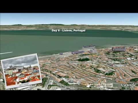 """Costa Magica video """"9 nt Spain Morocco Portugal Cruise"""" ex Savona"""
