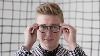 Warby Parker x Tyler Oakley