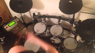 Cher - If I Could Turn Back Time (Roland TD-12 Drum Cover)