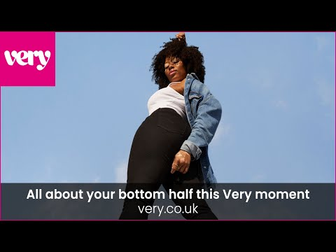 very.co.uk & Very Promo Code video: All about your bottom half this Very moment