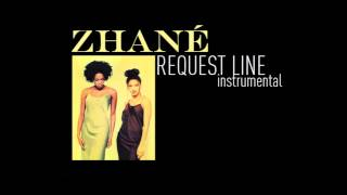 Zhané - Request Line instrumental 1997