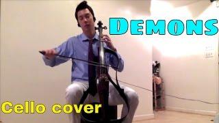 Imagine Dragons - Demons (Electric Cello & Looper) - eyeglasses