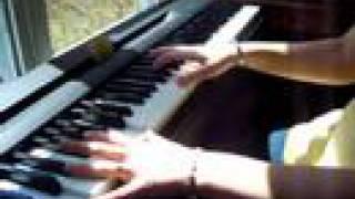 Stronger, Kanye West / Daft Punk - piano