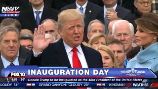 Everything Is Sadder with The Leftovers Music: The Trump Inauguration