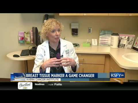 Breast tissue marker a game changer for surgeons and patients - Medical Minute