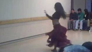 Danza arabe Uach