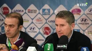 Déclarations d'après match Raja - Cercle Mbéri Sportif de Libreville