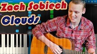 Zach Sobiech - Clouds [Piano Tutorial] Synthesia