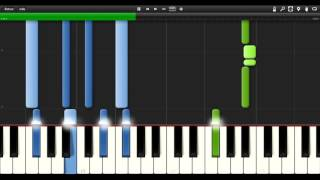 BETTER DAYS (Victoria Monét ft Ariana Grande) EASY Piano Tutorial / Cover SYNTHESIA