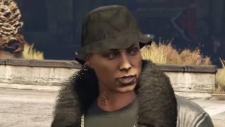 (PSN BADBOY_KS1 GTA 5 MUSIC VIDEO) T.I. Take Da Wheel