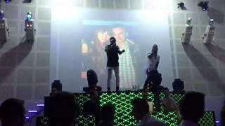 Jey v feat Yudi fox-duas caras (live)