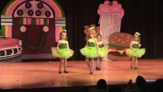 Jessica's Dance Recital