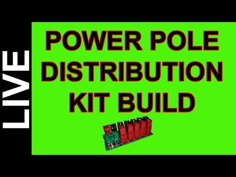 Ham Radio Kit Building - Power Pole Distribution Kit
