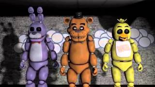 Five Nights At Freddy's   Cinco Noites No Freddy's   Musica