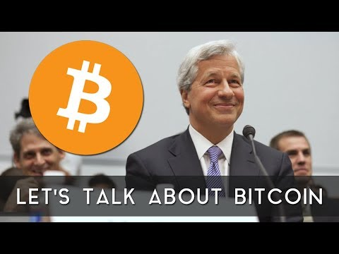 Let's Talk About Bitcoin...