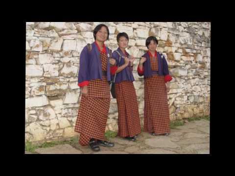 21 Paro #2 – Bhutan